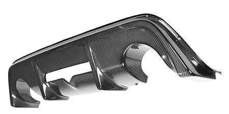 APR Performance - Rear Diffuser - Subaru BRZ / Scion FRS / Toyota GT86 - AB-585020