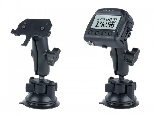 AiM Sports - Solo / Solo 2 - RAM Suction Cup Mount