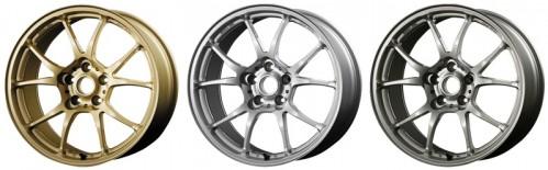 TWS Motorsport T66-F - 17x9.0J +37 / 5x100 - 56.1mm Bore - BRZ/FRS Competition Spec