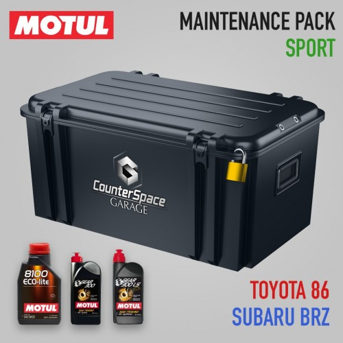 Motul Oil Package - Engine / Transmission / LSD - Subaru BRZ / Toyota 86 / Scion FR-S (Sport)