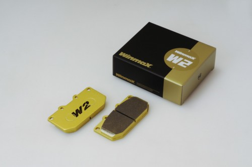 Winmax W2 Front Brake Pads - Subaru BRZ Brembo PP / Honda Civic Type-R FK8 / WRX STI / Mitsubishi Evolution