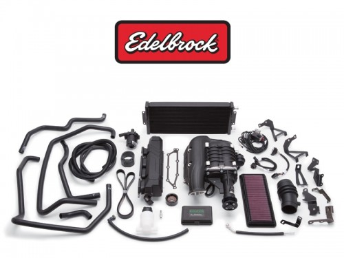 Edelbrock E-Force Supercharger - No Tune Kit (15540) - Mazda Miata MX-5 ND
