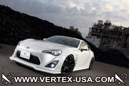 VERTEX Complete Lip Kit - Scion FRS / Toyota GT86