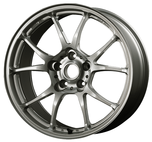 "TWS Motorsport T66-F - Gloss Gunmetal (18"" shown)"