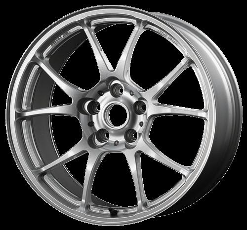 "TWS Motorsport T66-F - Gloss Silver (18"" shown)"