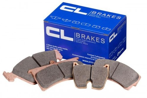 Carbone Lorraine (CL) - RC6 - 5051W43T20.0 - AP Racing CP8350 Caliper