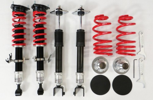 RS-R Sports-i Coilovers - 2010+ Nissan 370Z