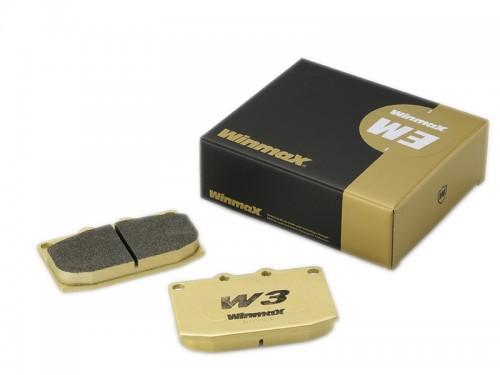 Winmax W3 Front Brake Pads - Subaru BRZ / Toyota 86 / Scion FR-S