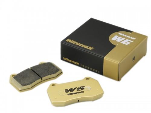 Winmax W6 Rear Brake Pads - Subaru BRZ / Toyota GT 86 / Scion FR-S