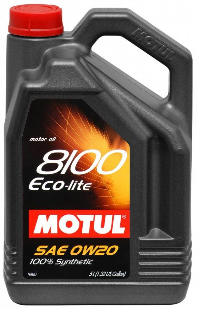 Motul 8100 eco-lite 0w20 pdf