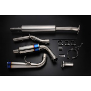 TOMEI - EXPREME Ti - TYPE-60S - Sports Exhaust - Scion FR-S / Subaru BRZ / Toyota GT86 - 440019