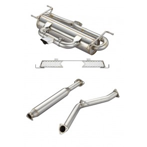 ACE Merge Header - Laguna 90 Exhaust System - Subaru BRZ / Scion FR-S / Toyota GT86