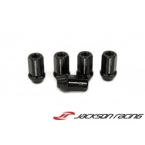 949 Racing Forged Lug Nuts - M12x1.50 - Black - Set of 20