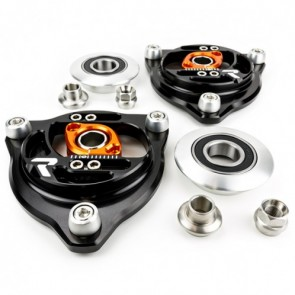 Raceseng - CasCam - Caster + Camber Plates With Spring Perch - BRZ / FRS - KW Variant 1 / Variant 3