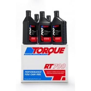 Torque RT700 - Racing Brake Fluid - 500mL - Case of 12