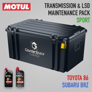 Motul Oil Package - Transmission / LSD - Subaru BRZ / Toyota 86 / Scion FR-S (Sport)