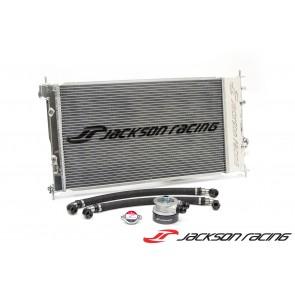 Jackson Racing - Dual Radiator/Oil Cooler - Subaru BRZ / Scion FR-S / Toyota GT86