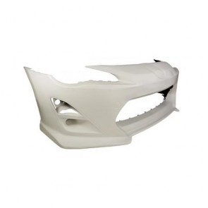 APR Performance - GT Front Bumper with Front Air Dam Incorporated - Scion FRS - FFA-528006
