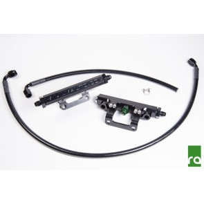 Radium Engineering - Fuel Rail Kit - Black - 20-0111-00 - Subaru BRZ / Scion FRS / Toyota GT86