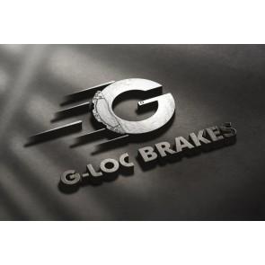 G-LOC Brakes - G-Loc R8 - GPFPR3116 - AP Racing CP8350 Racing Caliper - D50 Radial Depth - 20mm Thickness