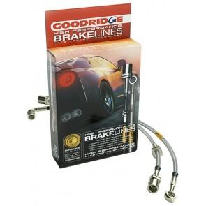 Goodridge - Stainless Steel Brake Line Kit (Front / Rear) - Nissan Skyline GT-R - BNR32 / BCNR33 / BNR34