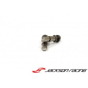 949 Racing Aluminum Valves - Individual Stems - Gray