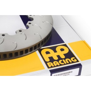 AP Racing Replacement Front J-Hook 390mm Curved Vane Rotors