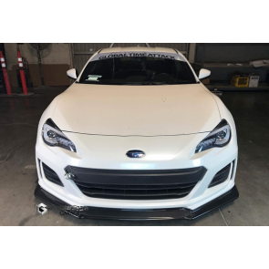 APR Performance - Front Air Dam - Carbon Fiber - 2017+ Subaru BRZ