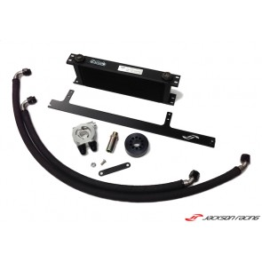 Jackson Racing Oil Cooler Kit - NA Application - BRZ/FRS