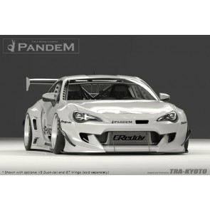 GReddy - Rocket Bunny Wide-Body Aero Kit - Version 3 - Pandem - Subaru BRZ / Scion FR-S / Toyota GT86 - 17010270