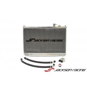 Jackson Racing - Dual Radiator/Oil Cooler - Honda S2000 - DISCONTINUED