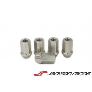 949 Racing Forged Lug Nuts - M12x1.25 - Silver - Set of 20
