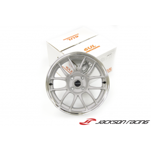 949 Racing 6UL - 15x8 +36 / 4x100 - Silver - DISCONTINUED