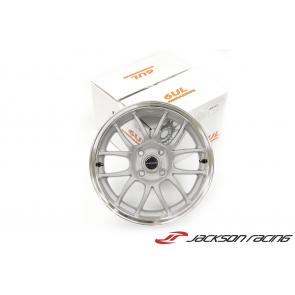 949 Racing 6UL - 15x9 +36 / 4x100 - Silver