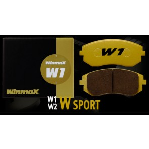 Winmax W1 - Subaru BRZ Performance Package / WRX STI / Mitsubishi Evolution 8 / 9 (Rear)