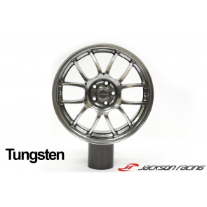 949 Racing 6UL - 17x10 +52 / 5x114.3 - Tungsten
