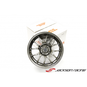 949 Racing 6UL - 15x7 +24 / 4x100 - Tungsten - Spec Miata