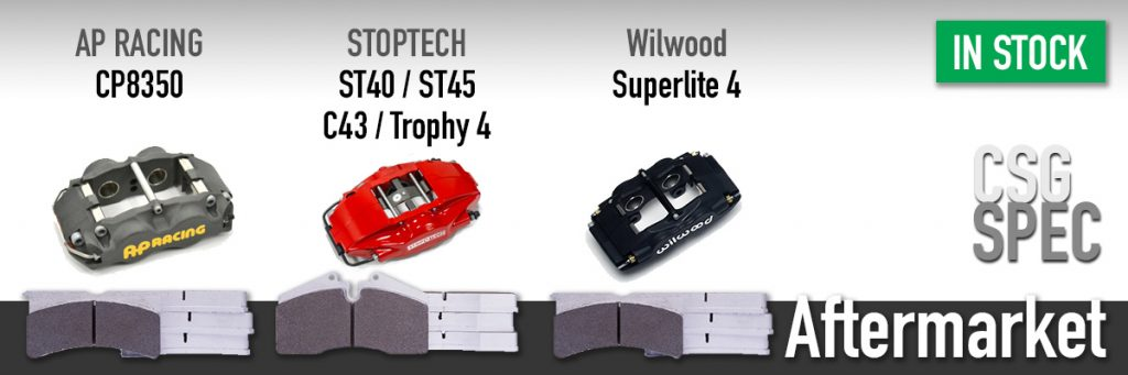 APRacing 8350 stoptech st40 st45 wilwood superlite brake pads